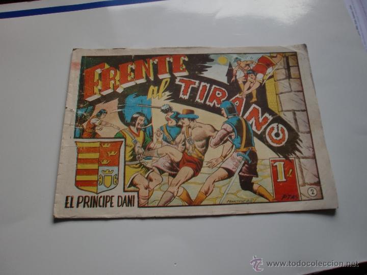 PRINCIPE DANI Nº 2 ORIGINAL (Tebeos y Comics - Marco - Otros)