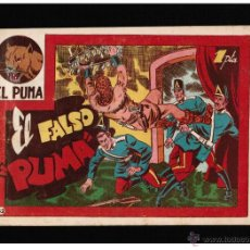 Tebeos: EL PUMA Nº 32. 1ª SERIE - EL FALSO PUMA - EDITORIAL MARCO - ORIGINAL. Lote 41351732