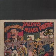 Tebeos - CINE GRAFICO - MARCO - JALISCO NUNCA PIERDE - ORIGINAL AÑOS 40 - B 3 - 41489258