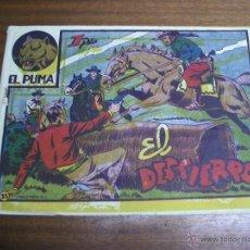 BDs: EL PUMA Nº 15: EL DESTIERRO / MARCO ORIGINAL. Lote 41746358