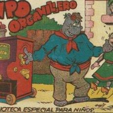 Tebeos: ORIGINAL -HIPO ORGANILLERO AÑOS 40 PVP. 35 CTS.. Lote 42072946