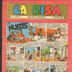 Tebeos: TEBEOS-COMICS CANDY - LA RISA - Nº 28 - ED. MARCO - 1951 - *AA99. Lote 42412983