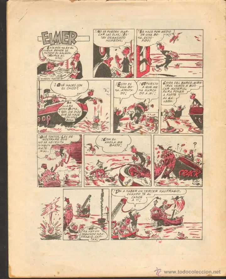 Tebeos: TEBEOS-COMICS CANDY - LA RISA - Nº 28 - ED. MARCO - 1951 - *AA99 - Foto 2 - 42412983