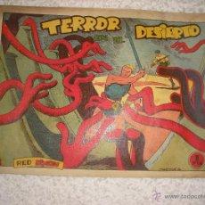 Tebeos: RED DIXON Nº 21 TERROR EN EL DESIERTO. Lote 42508309