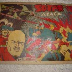 Tebeos: RED DIXON Nº 22 SOTAR ATACA. Lote 42508433