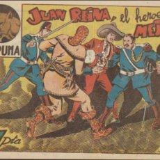 Tebeos: EL PUMA. MARCO 1952. 1ª DE MARTÍNEZ. COLECCIÓN COMPLETA 60 EJEMPLARES.. Lote 35503316
