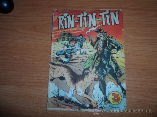 RIN TIN TIN N º 5 EDITORIAL MARCO ORIGINAL (Tebeos y Comics - Marco - Rin-Tin-Tin)