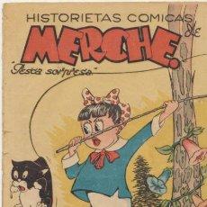 Giornalini: MERCHE Nº 18. MARCO 1950.. Lote 43399142