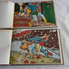 Tebeos: RED DIXON 1ª SERIE - ORIGINAL - COMPLETA. Lote 43888416