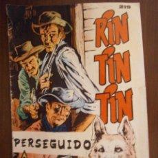 Tebeos: RIN TIN TIN Nº 219 EDITORIAL MARCO. Lote 44367693