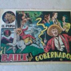 Tebeos: EL PUMA Nº 2 -MARCO. Lote 44759868