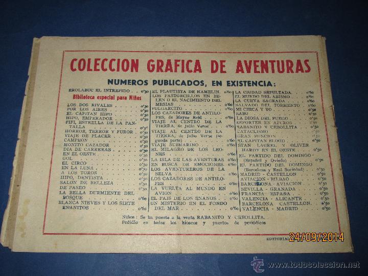 Tebeos: Biblioteca Especial para Niños * MONITO PESCADOR * de la Editorial MARCO - Año 1940s. - Foto 2 - 45439754