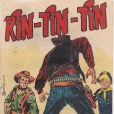 Tebeos: RIN TIN TIN Nº 168 LEY O AMISTAD EDITORIAL MARCO 1960. Lote 45614026