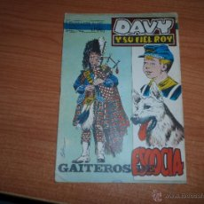Comics - DAVY Y SU FIEL ROY Nº 207 ( RIN-TIN-TIN ) EDITORIAL MARCO ORIGINAL - 45936945