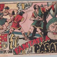 Tebeos: EL PRÍNCIPE DANI Nº 9: EL FANTASMA DEL PASADO. MARCO 1950.. Lote 23754421