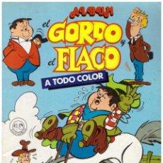 BDs: COMIC ALBUM Nº 4 EL GORDO Y EL FLACO, Nº 4; MARCO IBERICA, AÑO 1980. Lote 46793111