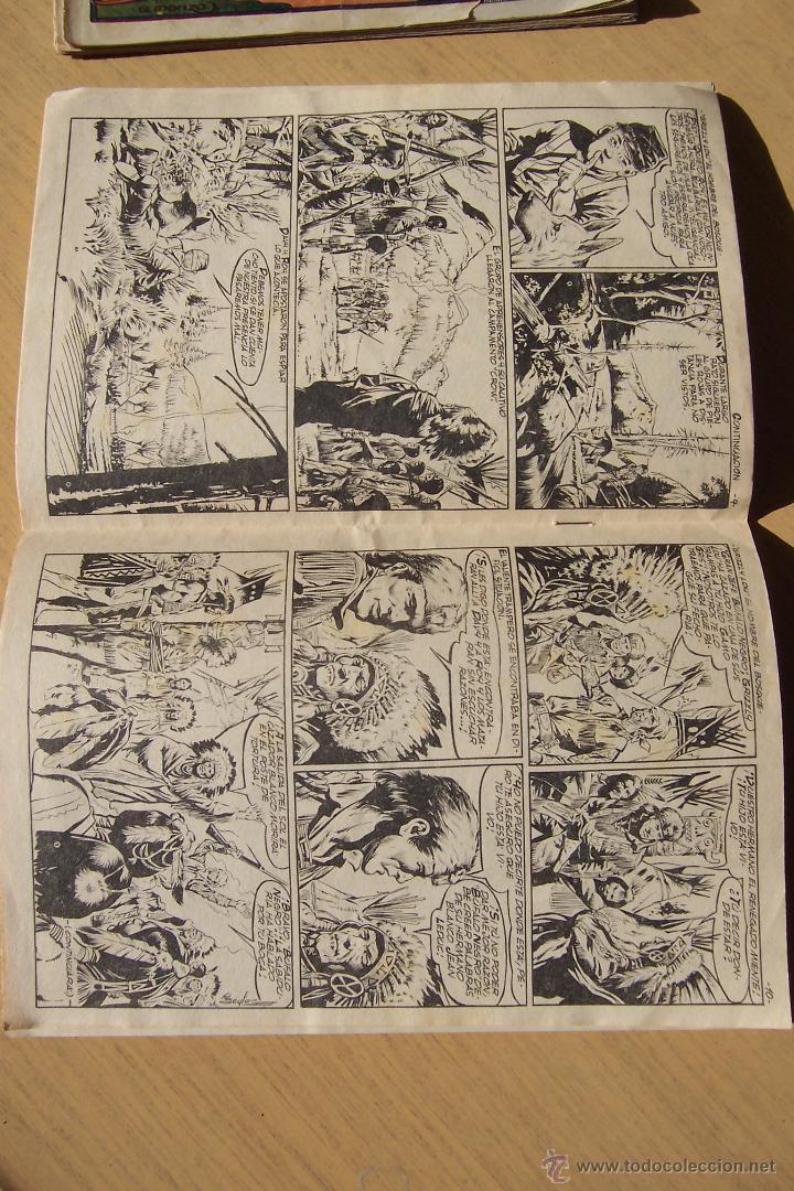 Tebeos: marco rin-tin-tin y davy y su fiel roy selección de 49 nº con varios extras y almanaque - Foto 22 - 34266084