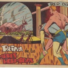 Tebeos: RED DIXON . Nº 5. EDITORIAL MARCO 1954. . Lote 47890954