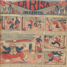 Tebeos: LA RISA INFANTIL Nº 479. MARCO 1925.. Lote 47968099