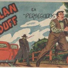 Tebeos: ALAN DUFF Nº 4. MARCO 1952.. Lote 48003686