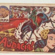Livros de Banda Desenhada: EL PUMA 1ª Nº 29. MARCO 1952.. Lote 48094467