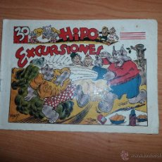 Tebeos: BIBLIOTECA ESPECIAL PARA NIÑOS, HIPO, MONITO Y FIFI EXCURSIONES EDITORIAL MARCO 1942 ORIGINAL. Lote 48454019