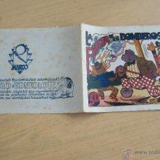 Tebeos: MARCO BIBLIOTECA ESPECIAL PARA NIÑOS, HIPO-MONITO Y FIFI EN LA FIESTA DE LOS BOMBEROS . Lote 49474862