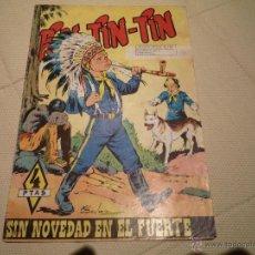 Tebeos: SIN NOVEDAD EN EL FUERTE. Lote 49734387