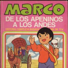Tebeos: MARCO DE LOS APENINOS A LOS ANDES NUMERO 7 DONDE ESTAS MAMA AÑO 1976 ---------(REF M1 E1). Lote 49982455