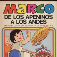 Tebeos: MARCO DE LOS APENINOS A LOS ANDES NUMERO 4 PERDONAME PAPA AÑO 1976 ----(REF M1 E1). Lote 49982534
