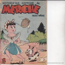 Tebeos: COMIC COLECCION HISTORIAS COMICAS DE MERCHE Nº 16. Lote 50390459