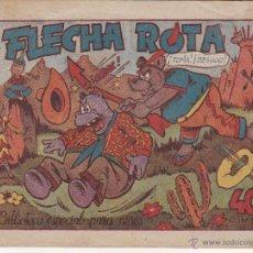Tebeos: COMIC COLECCION BIBLIOTECA ESPECIAL PARA NIÑOS FLECHA ROTA . Lote 50390592
