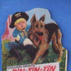 Tebeos: COLECCION INFANTIL RIN TIN TIN Nº 1 RIN TIN TIN Y EL INDIO MALO EDITORIAL MARCO 1962. Lote 51260967