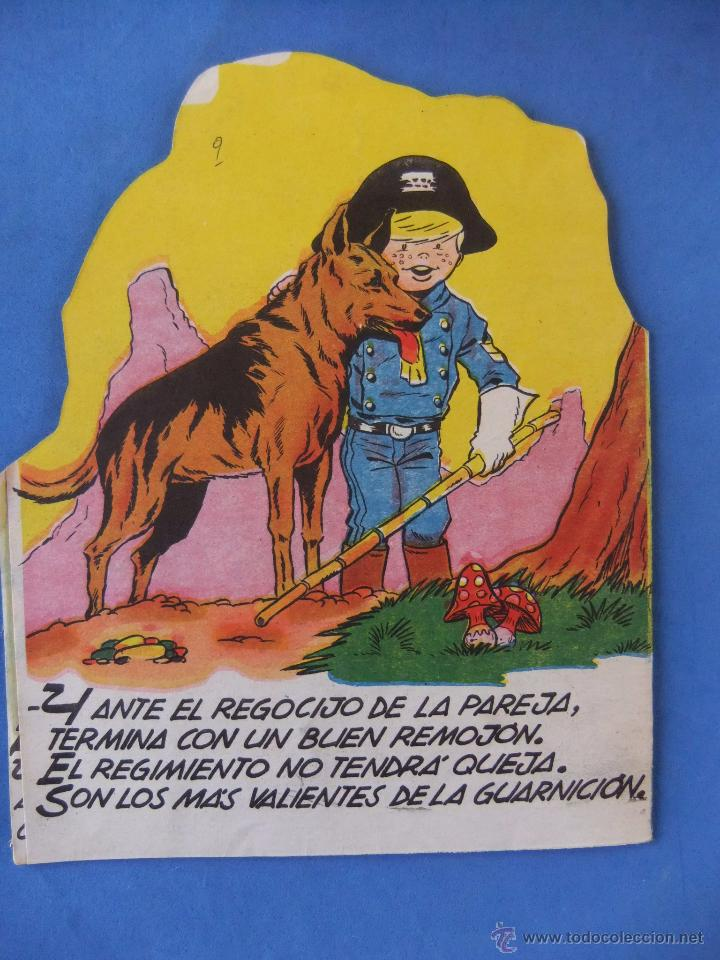Tebeos: COLECCION INFANTIL RIN TIN TIN Nº 1 RIN TIN TIN Y EL INDIO MALO EDITORIAL MARCO 1962 - Foto 3 - 51260967