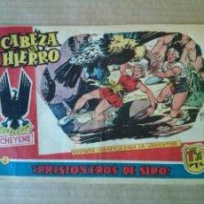 Tebeos: CABEZA DE HIERRO Nº 2 - MARCO - T. Lote 180243302