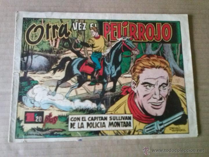 CAPITAN SULLIVAN DE LA POLICIA MONTADA - Nº -8- MARCO -T (Tebeos y Comics - Marco - Otros)