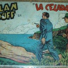 Tebeos: ALAN DUFF Nº 19 - MARCO 1952 - ORIGINAL- LEER. Lote 52154140