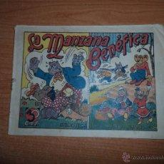 Tebeos: BIBLIOTECA ESPECIAL PARA NIÑOS, HIPO, MONITO Y FIFI MANZANA BENEFICA EDITORIAL MARCO 1942 ORIGINAL . Lote 52717445
