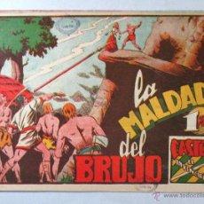 BDs: CASTOR EL INVENCIBLE , Nº 21 , EDITORIAL MARCO. Lote 52953226