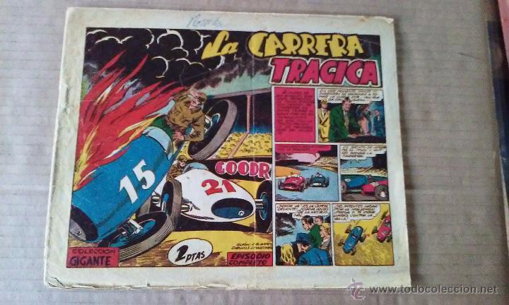 COLECCION GIGANTE -Nº 8- ULTIMO--MARCO ORIGINAL - TA (Tebeos y Comics - Marco - Otros)