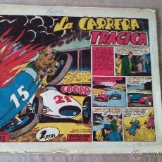 Tebeos: COLECCION GIGANTE -Nº 8- ULTIMO--MARCO ORIGINAL - TA. Lote 53552844