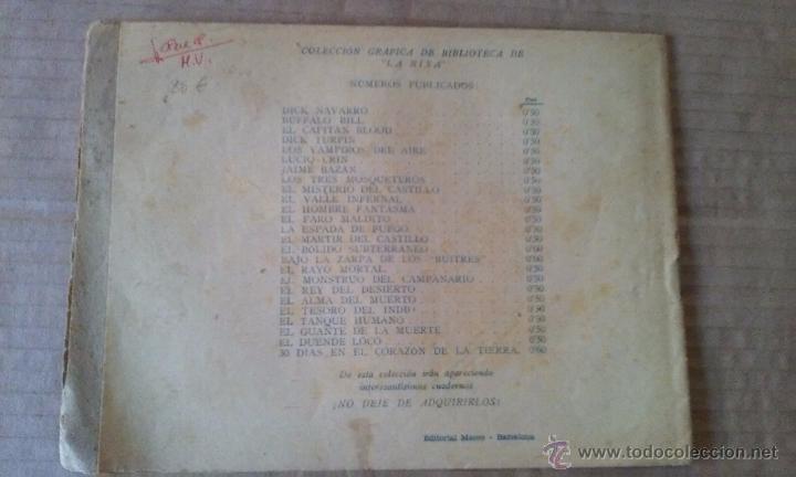 Tebeos: monograficos marco , la risa - coleccion grafica -nº 6- ta - Foto 2 - 53553580