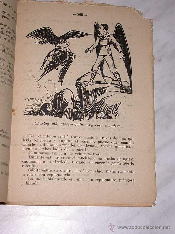 Tebeos: LOS VAMPIROS DEL AIRE Nº 36. HALLAZGO MACABRO. CANELLAS CASALS, MARC FARELL. EDITORIAL MARCO. ++ - Foto 2 - 54405293