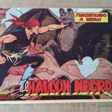 Tebeos: EL HALCON NEGRO Nº 8 - MARCO -TA. Lote 53730079