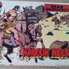 Tebeos: EL HALCON NEGRO Nº 20 - MARCO -TA. Lote 53730106