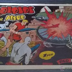 Tebeos: RED DIXON - PRIMERA EDICION - Nº59 - COLOSOS DE ACERO. Lote 54589075