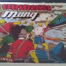 Tebeos: RED DIXON - PRIMERA EDICION - Nº63 - LOS DESESPERADOS DE MANG. Lote 54589158