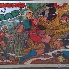 Tebeos: RED DIXON - PRIMERA EDICION - Nº66 - TRAGEDIA EN EL MAR. Lote 54589194