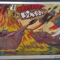 Tebeos: RED DIXON - PRIMERA EDICION - Nº69 - EL FRACASO DE DIXON. Lote 54589240