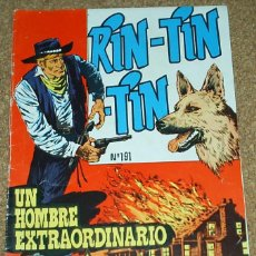 Tebeos: RIN TIN TIN Nº 191 - MARCO ORIGINAL. Lote 54876527